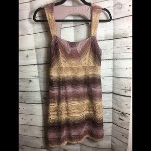 Free People Vintage Crochet Dress